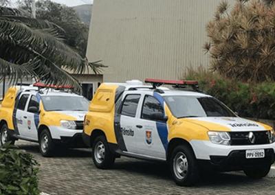 Prefeitura de Vitória - Guarda Municipal - Renault Oroch