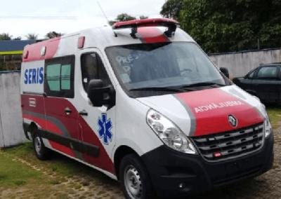 SERIS – AL – Renault L2H2 – Ambulância