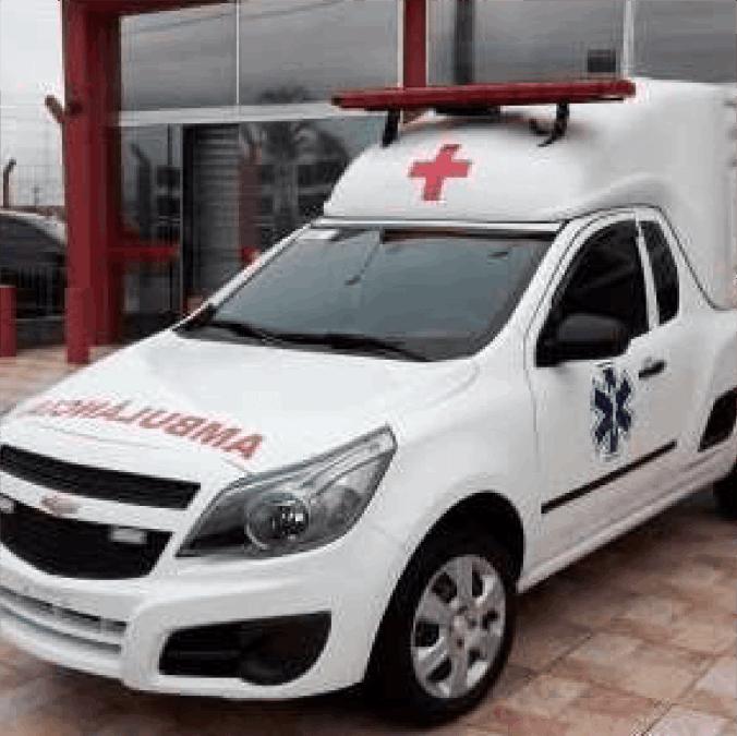 Montana – Ambulância Simples Remoção