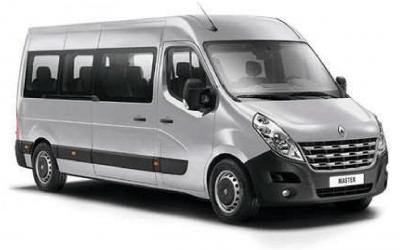 Renault Master Marimar – Passageiro/Acessibilidade