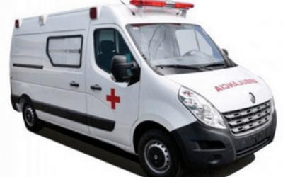 Furgão L1H1 – Ambulância Simples Remoção