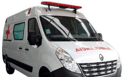 Furgão L2H2 – Ambulância de Suporte Básico