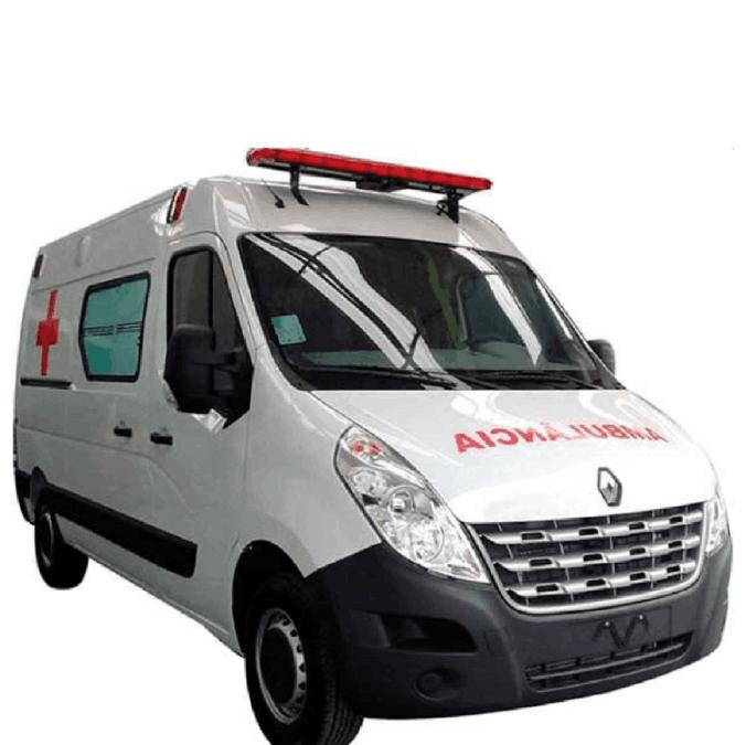 Furgão L3H2 – Adaptado em Ambulância