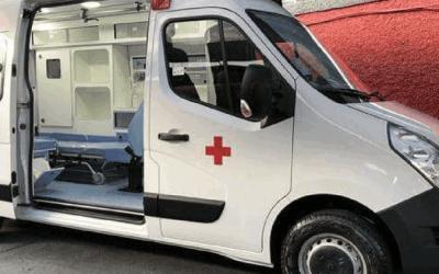 Furgão L1H1 – Ambulancia Simples Remoção