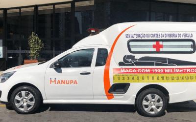 Montana – Ambulância e Master L2h2